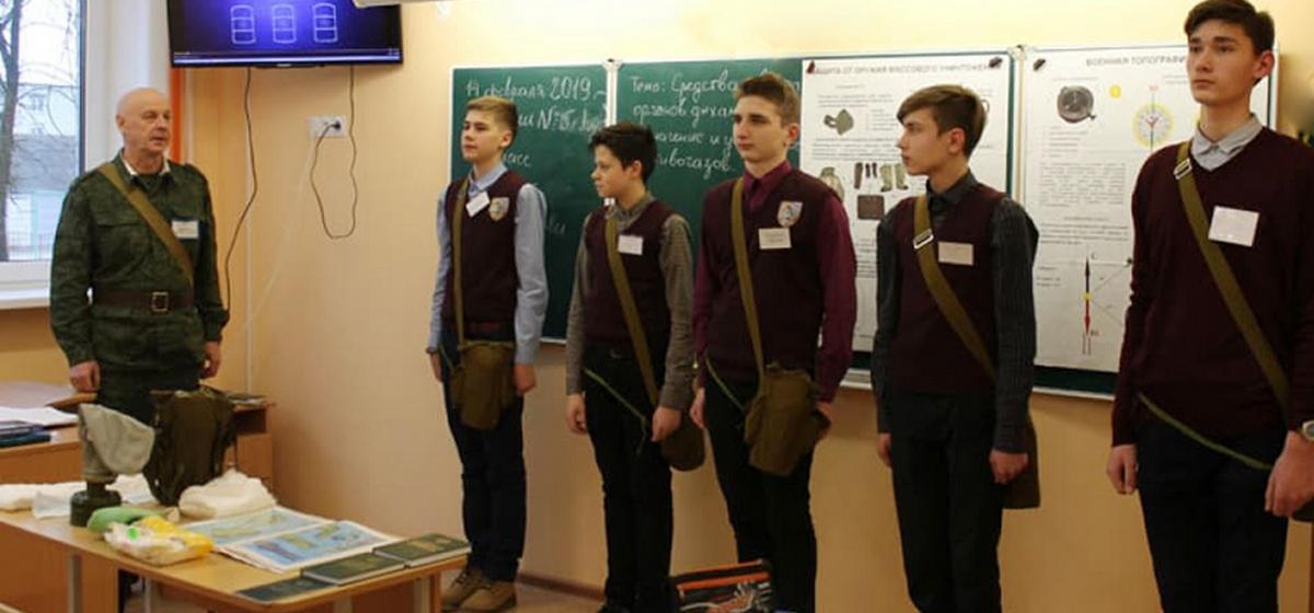 В школах появится новый факультатив «Школа юных защитников Отечества»