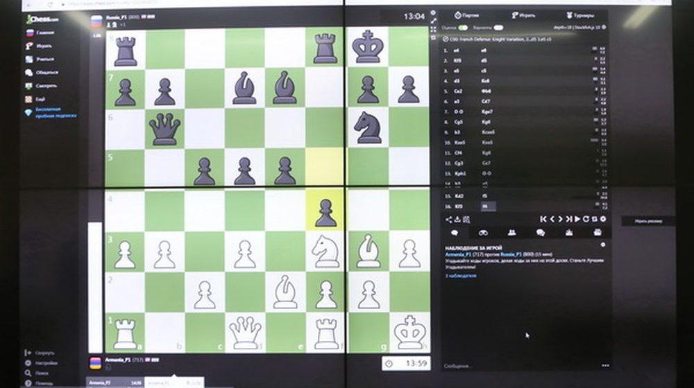 Белорусы заняли второе место на международном интернет-турнире по шахматам среди осужденных