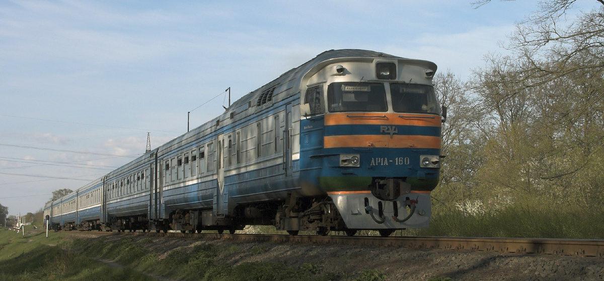 Под Гомелем под колесами поезда погиб 46-летний мужчина