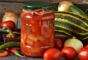 ТОП-10 рецептов вкусных овощных заготовок на зиму