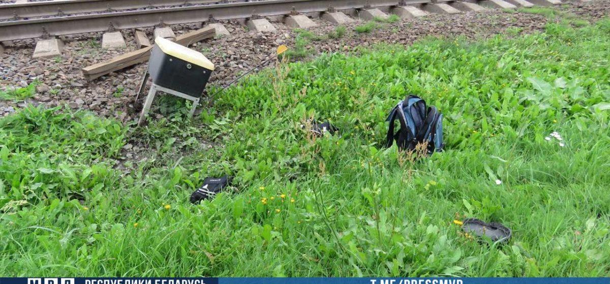Пассажирский поезд насмерть сбил 14-летнего мальчика в наушниках на железнодорожном переходе в Молодечно