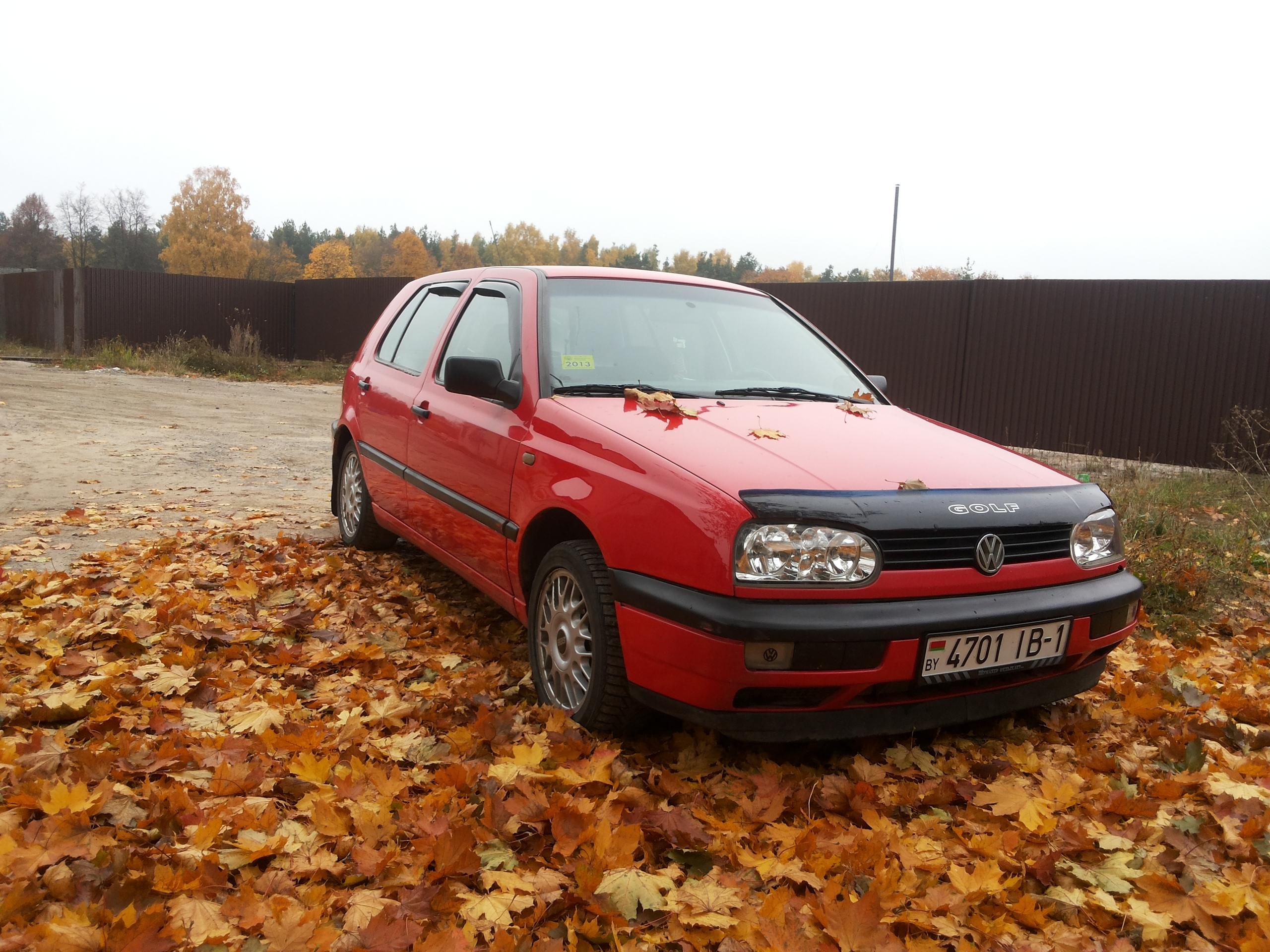 Так выглядел автомобиль Вадима, когда он его купил