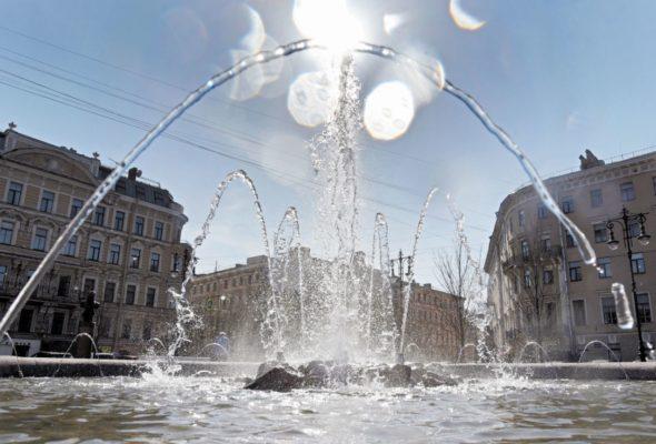 Как выполняется монтаж фонтана