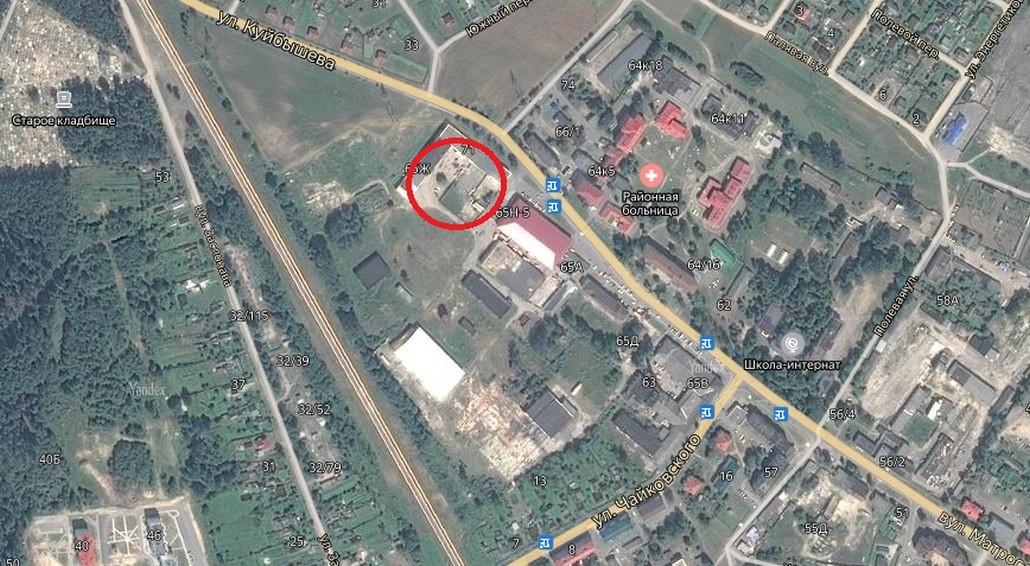 В Ганцевичах нашли тело предпринимателя Геннадия Кобзева на территории его фирмы напротив больницы.