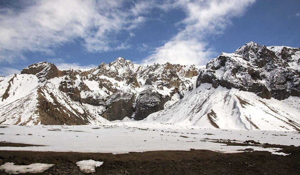 Три туристки из Беларуси пропали в горах Грузии