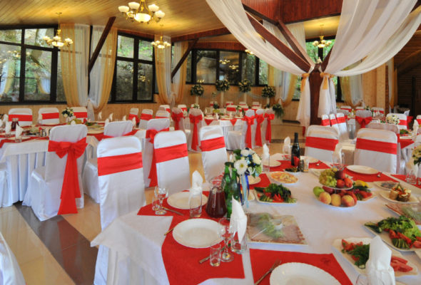 Лучшие рестораны для вашей свадьбы