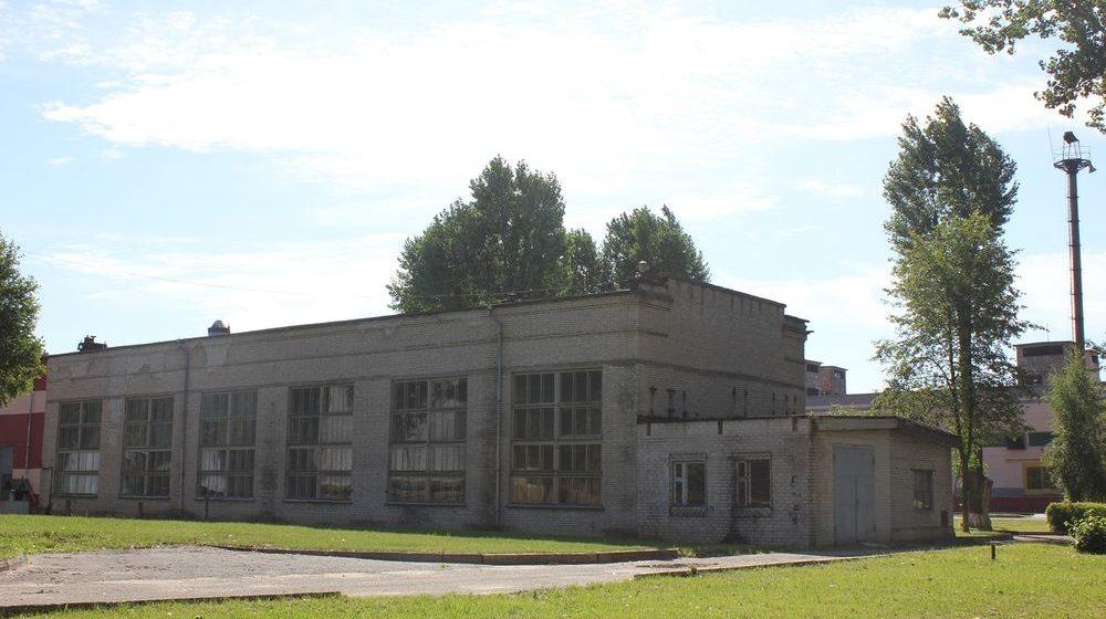 Барановичское производственное хлопчатобумажное объединение продает два здания компрессорных станций