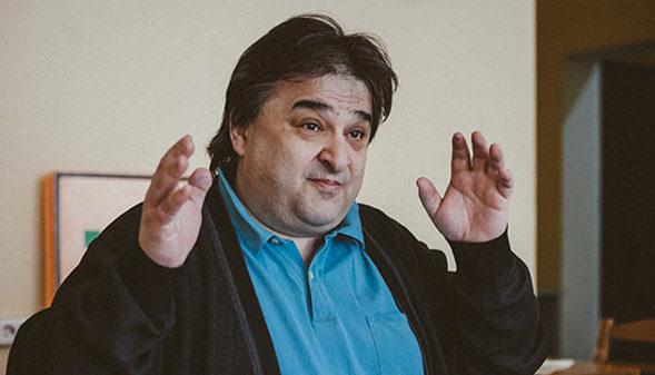 Евгений Ливянт. Фото: Александр ВАСЮКОВИЧ, журнал «Имена»