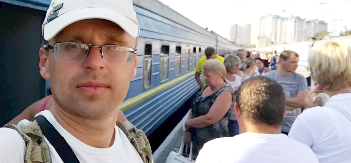 Испытано на себе. Как я за $10 доехал на поездах из Барановичей до Черного моря