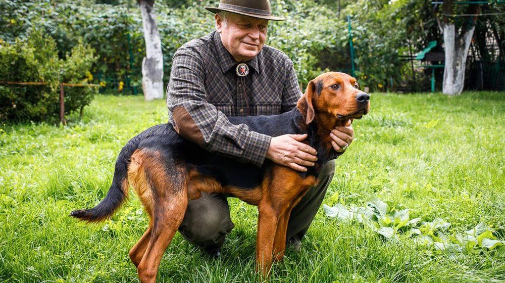 Сантехник из Молодечно восстановил единственную белорусскую породу собак и теперь называет щенков: Змагар, Гонар