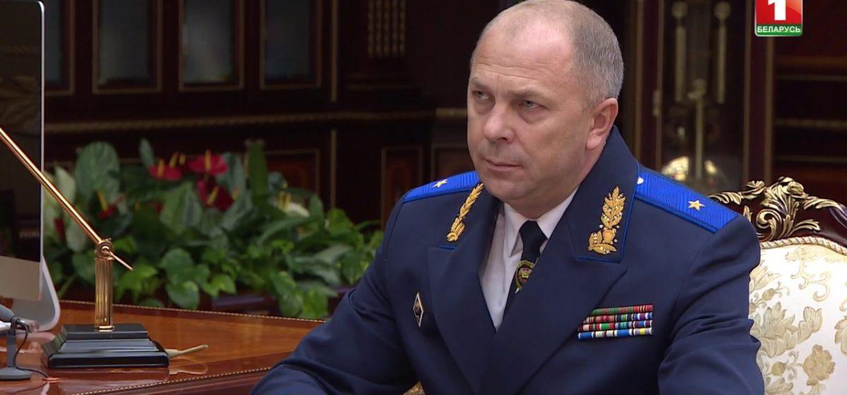 Почему Лукашенко ополчился на следователей и прокуроров