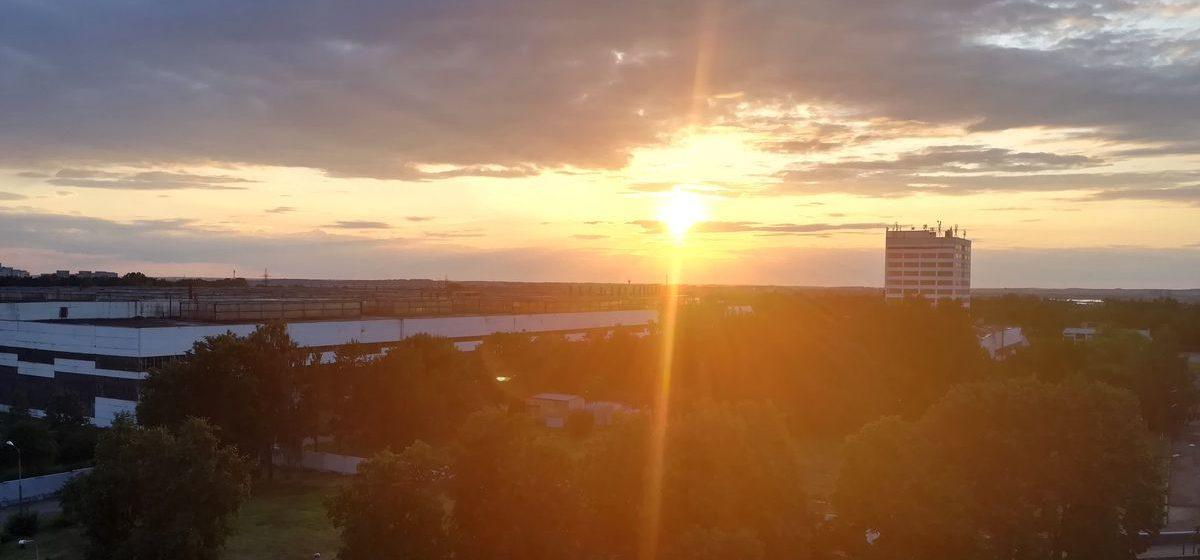 Какая погода будет в Барановичах в среду, 7 августа