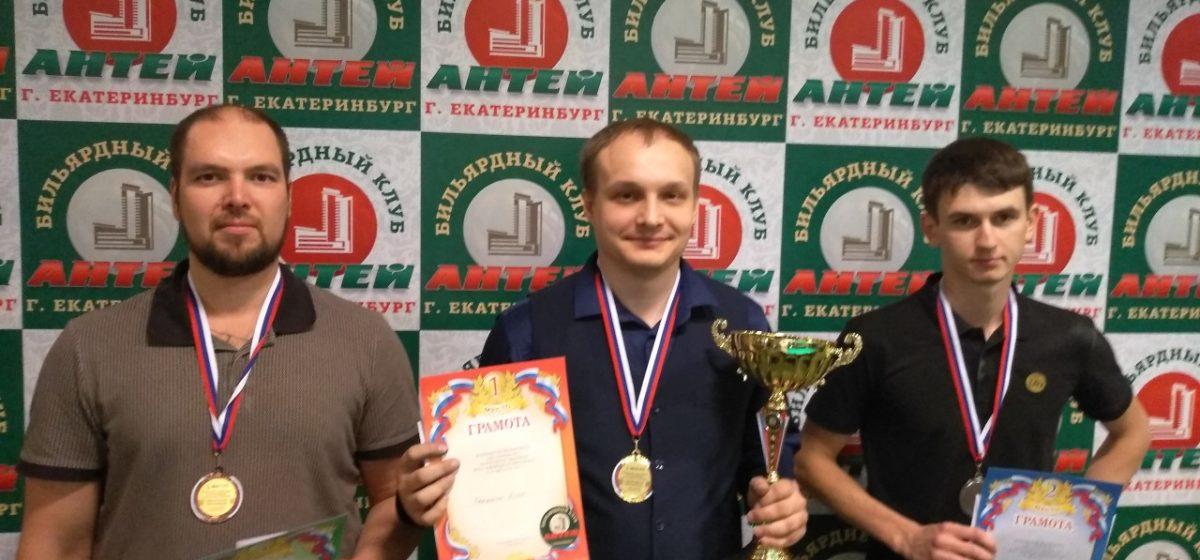 Барановичский спортсмен занял второе место на турнире в России по свободной пирамиде