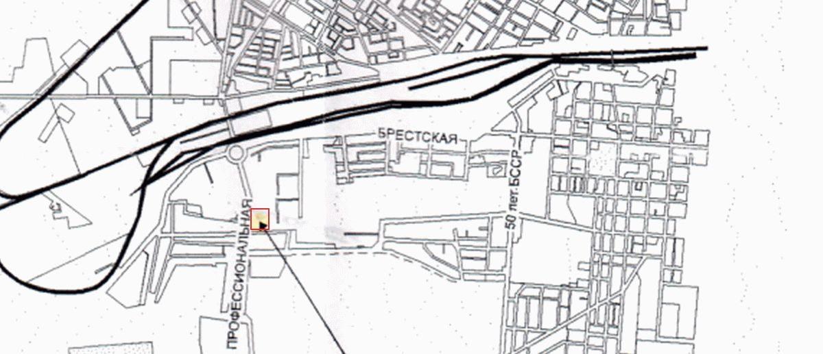 Новые одиннадцатиэтажки появятся на улице Профессиональной в Барановичах