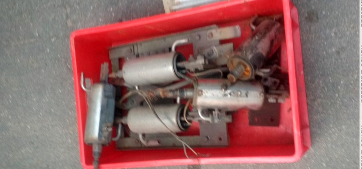 Приборы, содержащие ртуть, обнаружили на складе завода санэлектрозаготовок в Барановичах