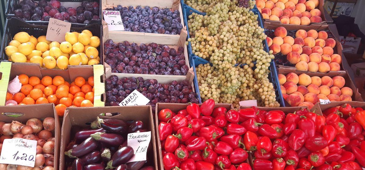 Что почем. Сколько стоят помидоры, перец и лисички на барановичских рынках