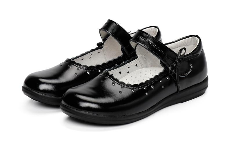 Туфли из натуральной кожи за 46 рублей.