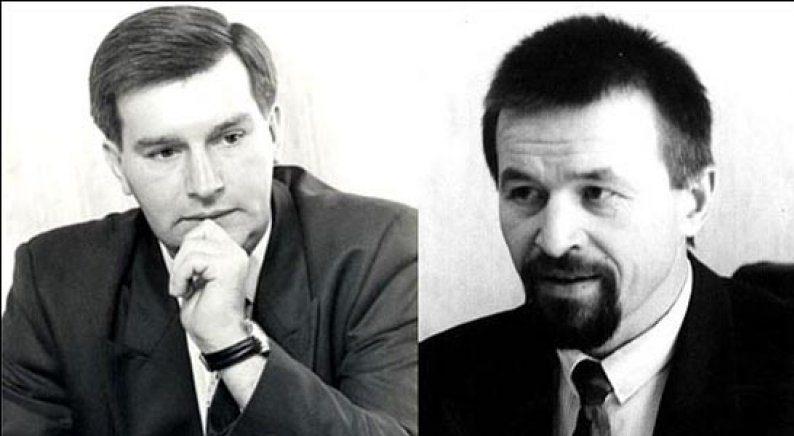 20 лет назад исчезли политик Гончар и бизнесмен Красовский