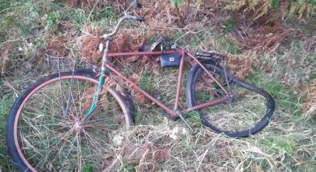 В Житковичском районе микроавтобус насмерть сбил велосипедиста
