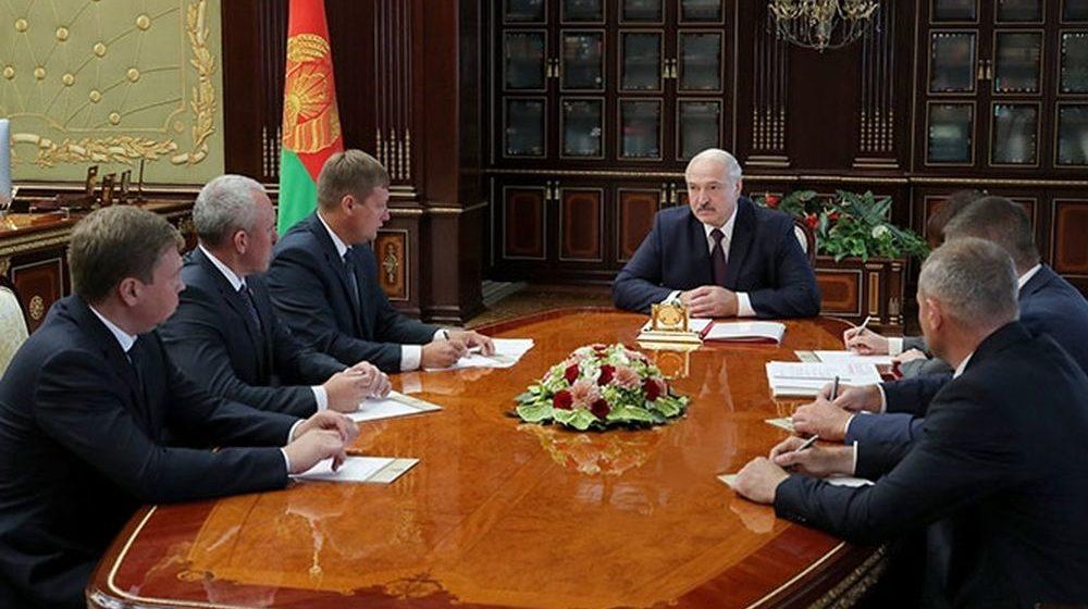 Лукашенко: Мы когда-то уйдем. Не так далеко это время