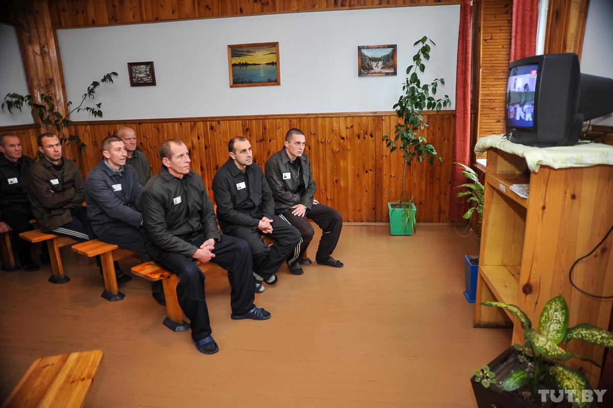 Жизнь в мужской исправительной колонии №2 Бобруйска, фото TUT.BY