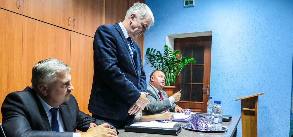 Барановичские власти встретятся с жителями города и отчитаются о работе