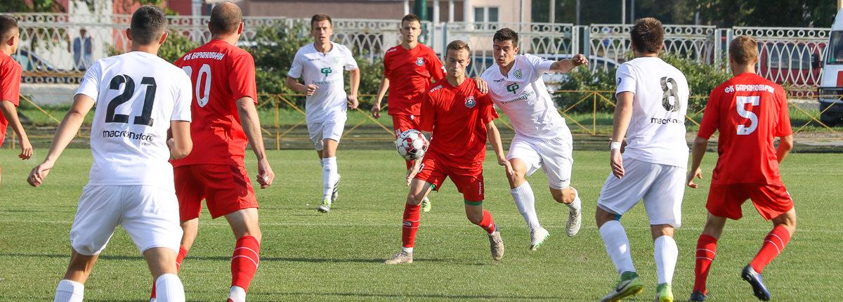 ФК «Барановичи» стал еще на шаг ближе ко второй лиге