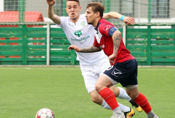 Белорусский нападающий Дмитрий Хлебосолов покинул Мальдивы и вернулся в ФК «Барановичи»