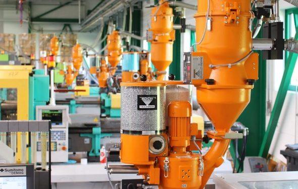Гравиметрические дозаторы и вакуум-загрузчики