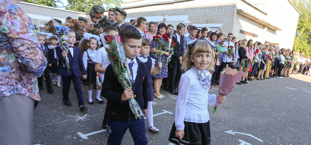 Что отремонтировали и сколько денег потратили на подготовку школ и садиков в Барановичском районе
