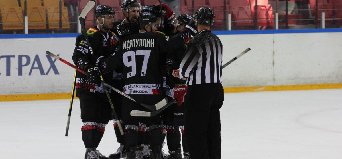 Хоккейный «Авиатор» одержал крупную победу на своем льду