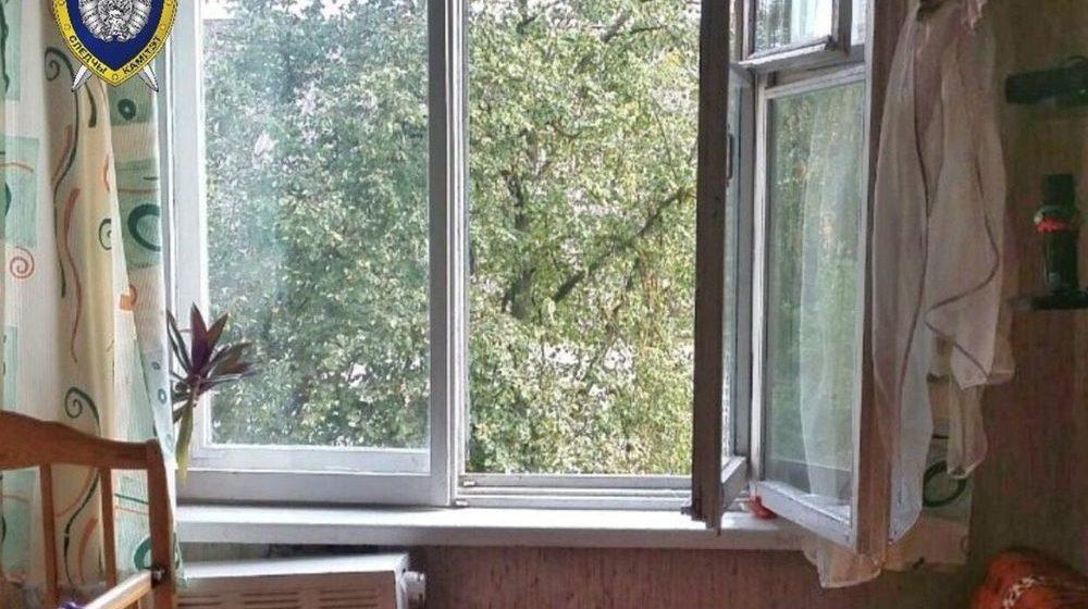 Из окна третьего этажа в Витебске выпал 4-летний ребенок
