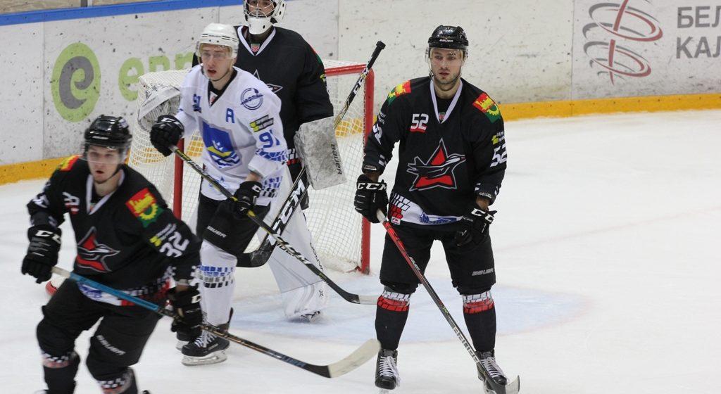 Как сыграл после недельного перерыва хоккейный «Авиатор»?