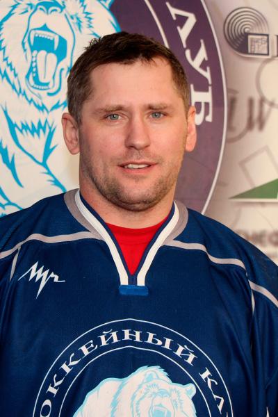 Алексей Страхов в ХК «Витебск». Фото: belarushockeу.com