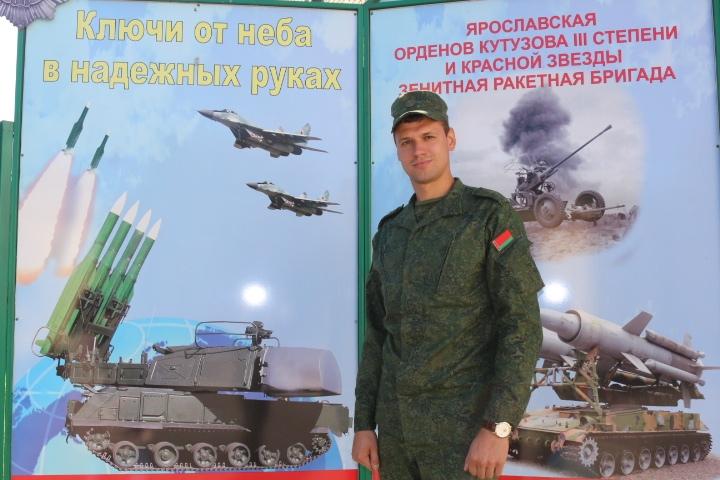 Константин Адамчик. Фото: Вероника СЕВЕРИНЧИК