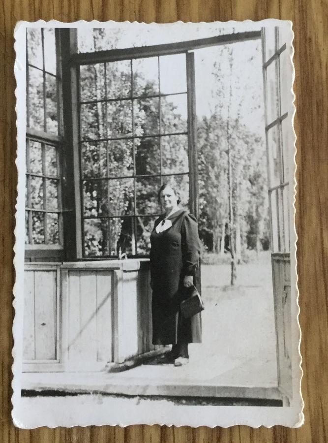 Александра Шетько. Фото из архива семьи Рафалик