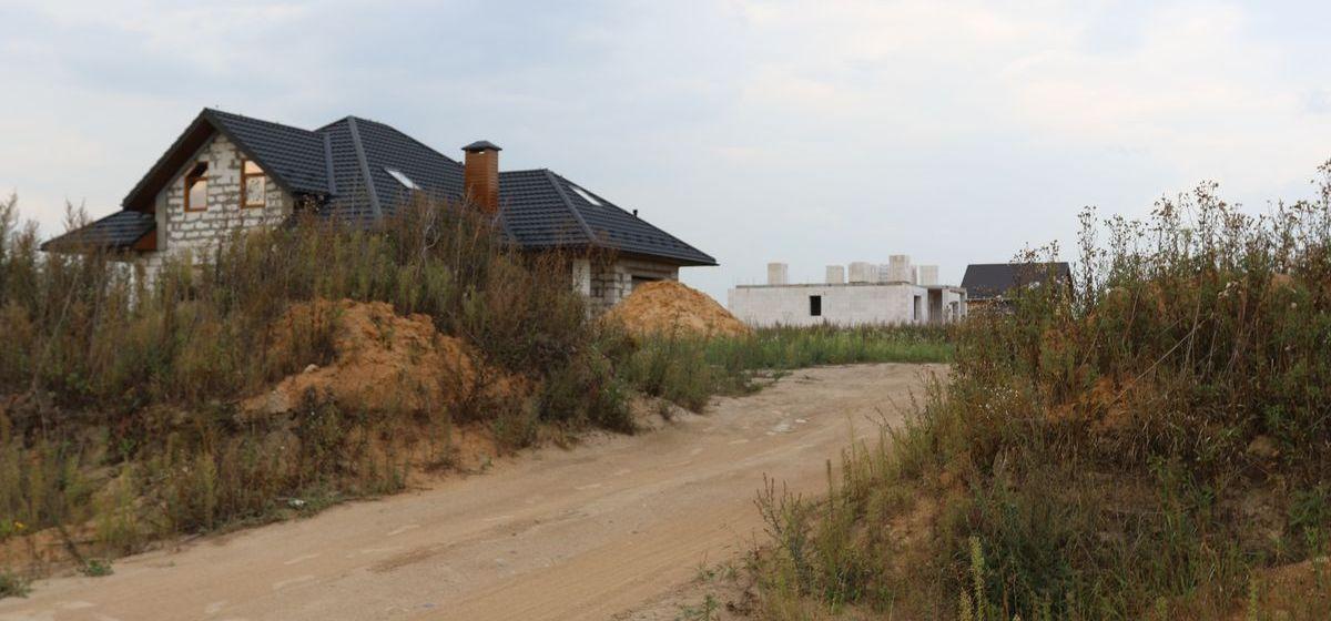 Десять земельных участков для строительства домов выставили на торги в Барановичах