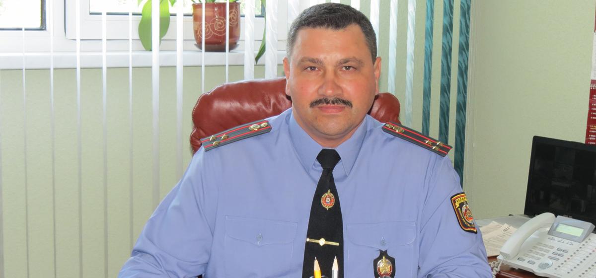 В «Барановичигортрансе» новый директор. Им стал бывший начальник Барановичского ГОВД