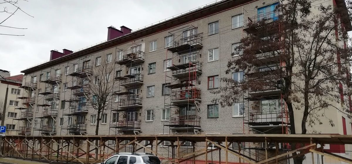 Старые многоэтажки в Беларуси будут утеплять. Сколько придется платить жильцам и кому положены скидки
