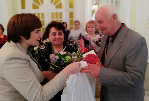 Золотая свадьба. Красивая история полувековой любви одной супружеской пары из Барановичей
