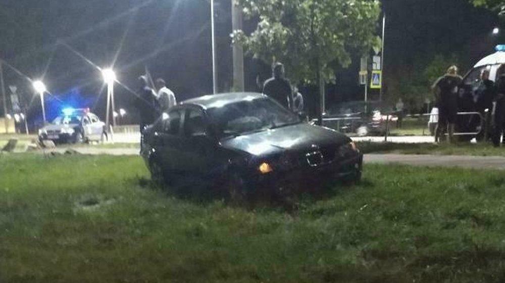 Пьяный пытался скрыться от ГАИ — стали известны подробности ночной аварии в Барановичах