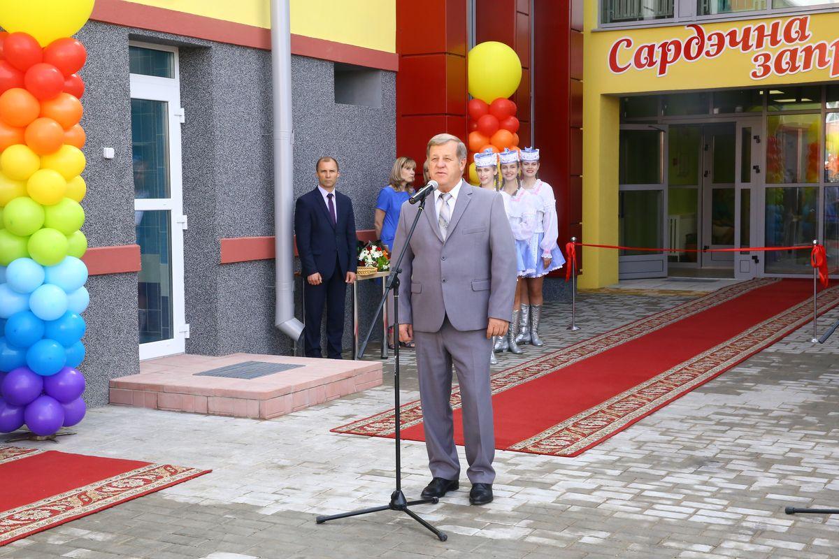 Анатолий Лис, председатель Брестского облисполкома. Фото: Татьяна МАЛЕЖ