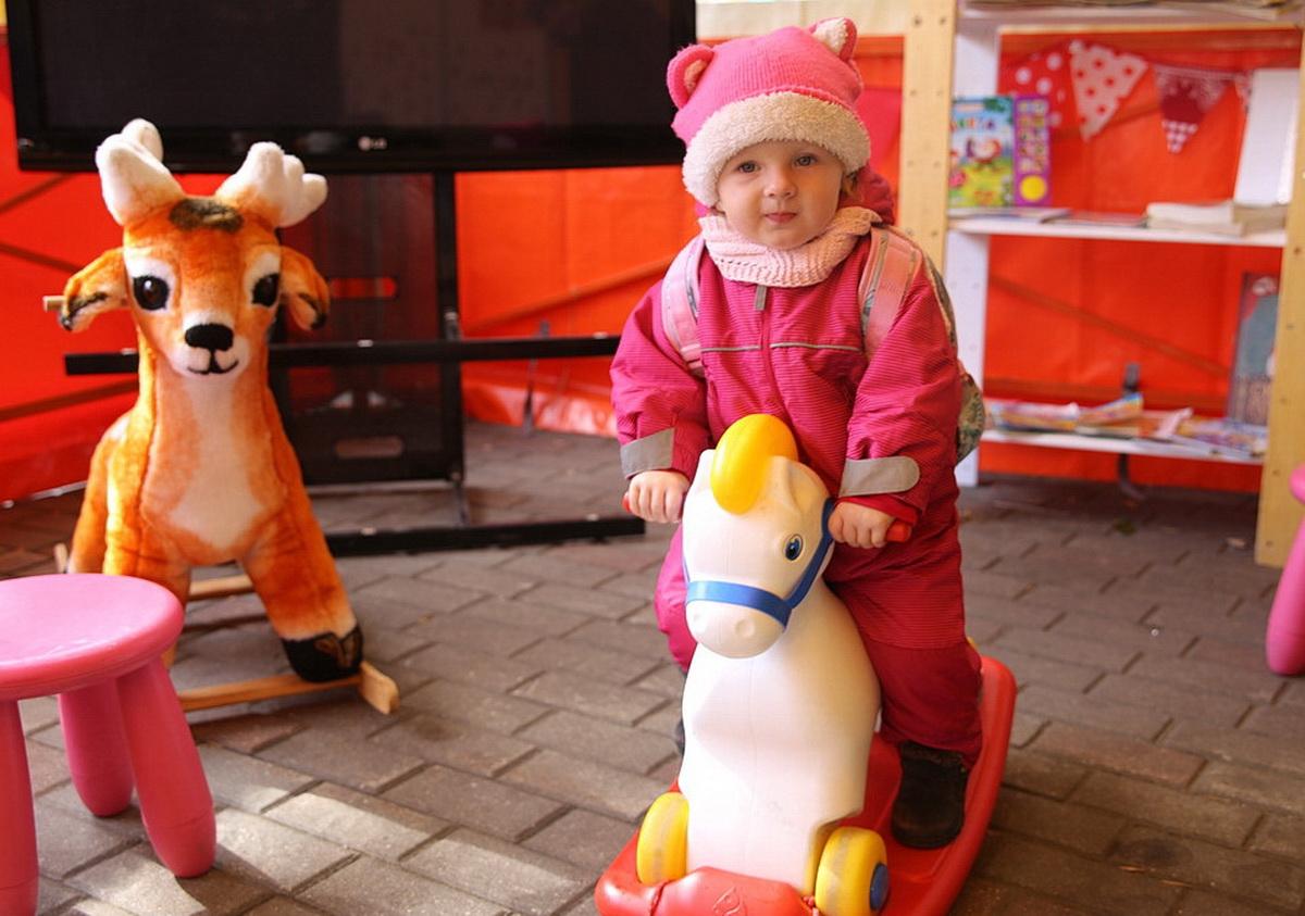 Детская игровая зона.  Фото: Татьяна МАЛЕЖ