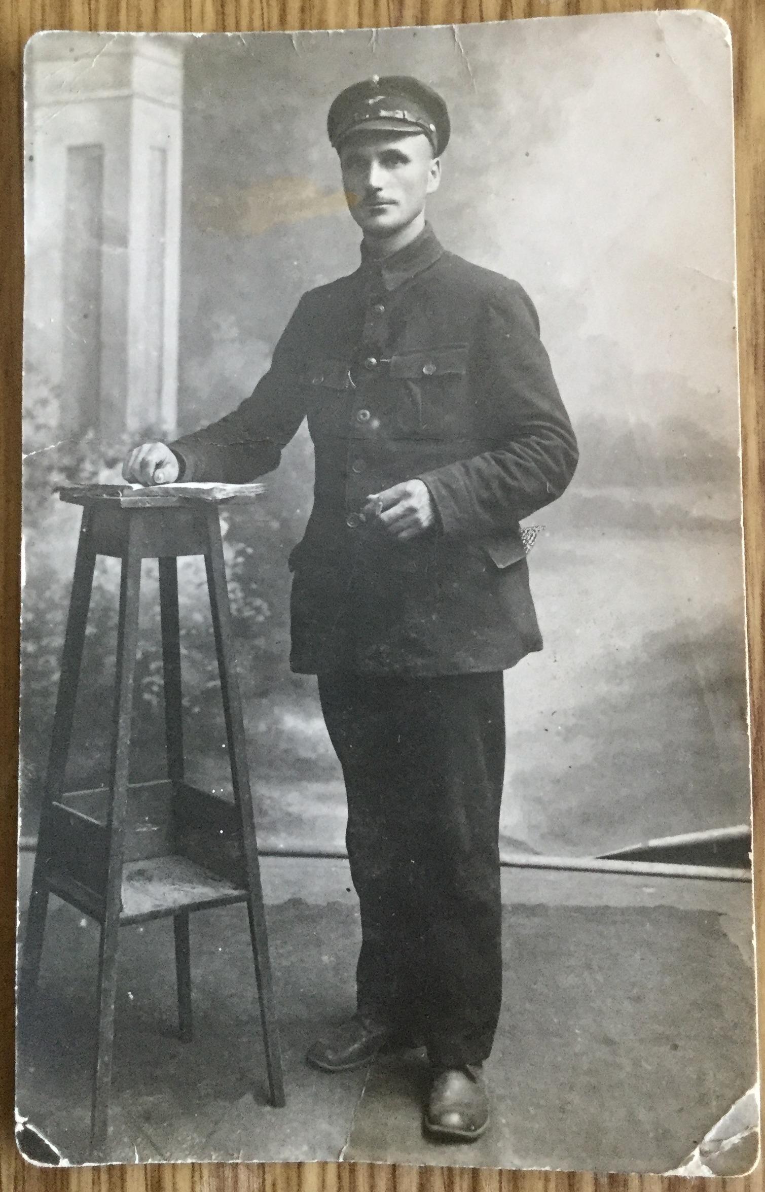 Камиль Шетько. Фото из архива семьи Рафалик
