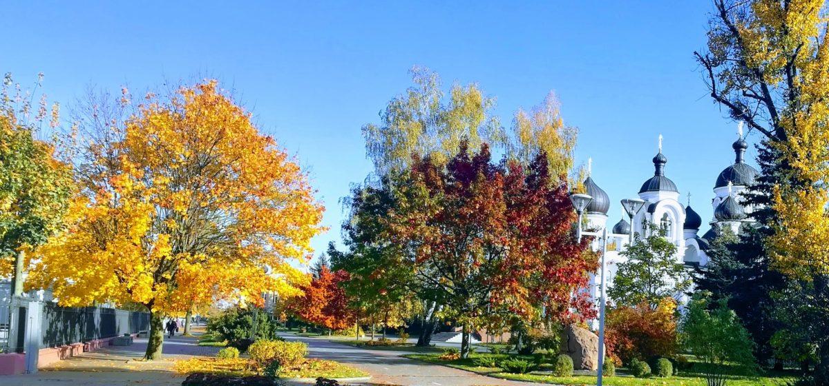 Метеорологи рассказали, какими будут первые выходные осени