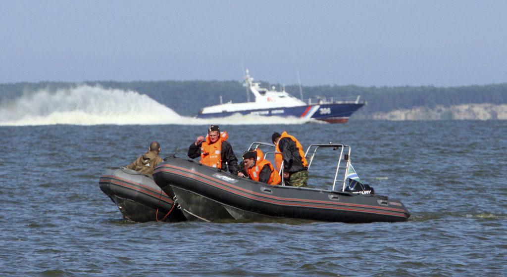 На российских пограничников совершено нападение в Японском море, есть пострадавшие