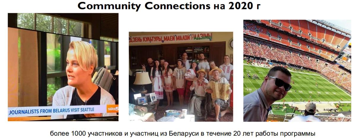 Посольство США объявило конкурс на участие в программе Community Connections. Участников ждет 22 дня в Штатах