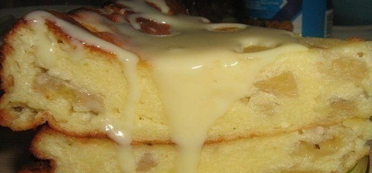 Вкусно и просто. Банановая запеканка с йогуртом