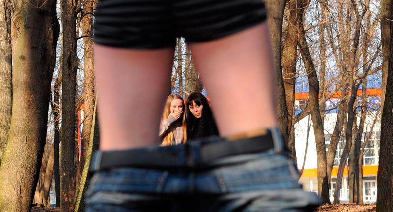 Подростка-эксгибициониста задержали в Солигорске