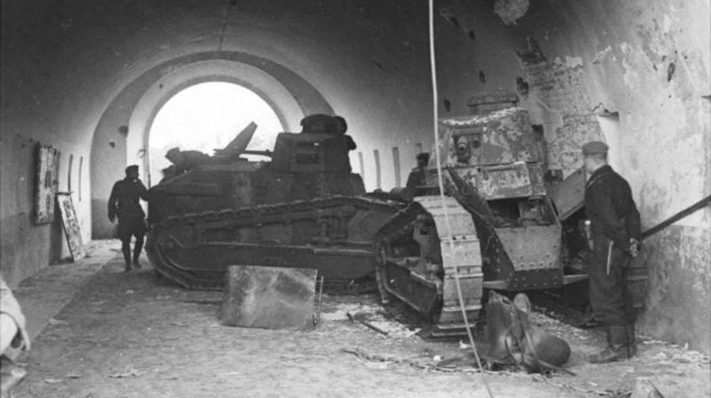 Немецко-советский штурм Брестской крепости: как это было